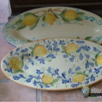 Tablewa / kitchenware, Set 2 vassoio ovale