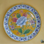 Til, decorative plates, piatto